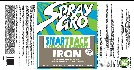 Smartrace Iron Label