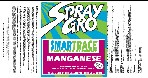 Smartrace Manganese Label